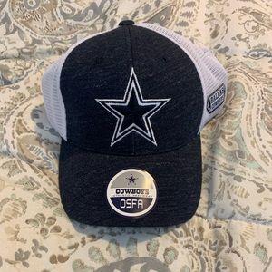 Official Dallas Cowboys OSFA cap